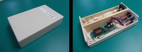 CCFLランプ応用オゾン発生装置(24V駆動)